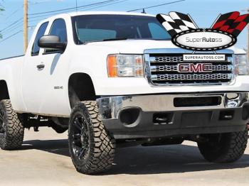 Salvage GMC Sierra 2500HD